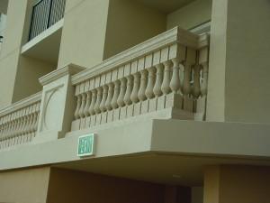 Architectural Fiberglass Project in Florida