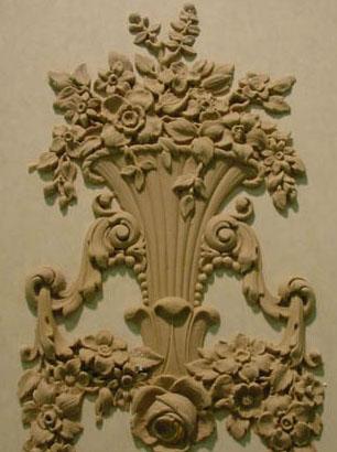 Cartouche in Architectural Fiberglass