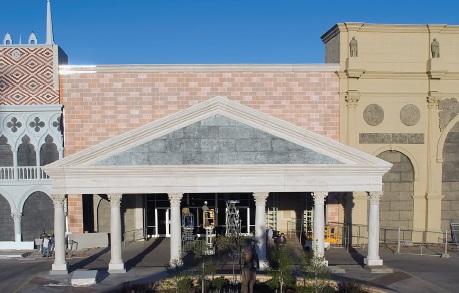 Winstar Casino Architectural Fiberglass