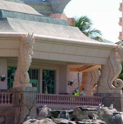 Architectural Fiberglass Cornices