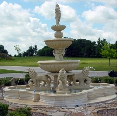 GFRP Fountains