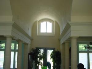 Interior Cornice in Architectural Fiberglass